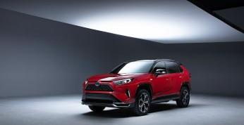 Toyota RAV4 - w listopadzie poznamy wersję hybrid plug-in