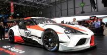Toyota Supra będzie drogim samochodem sportowym