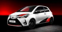Toyota Yaris GRMN - tylko 400 sztuk na Europę