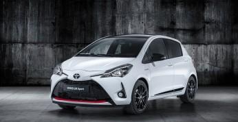 Toyota Yaris GR Sport - sportowy hatchback z poważnym minusem