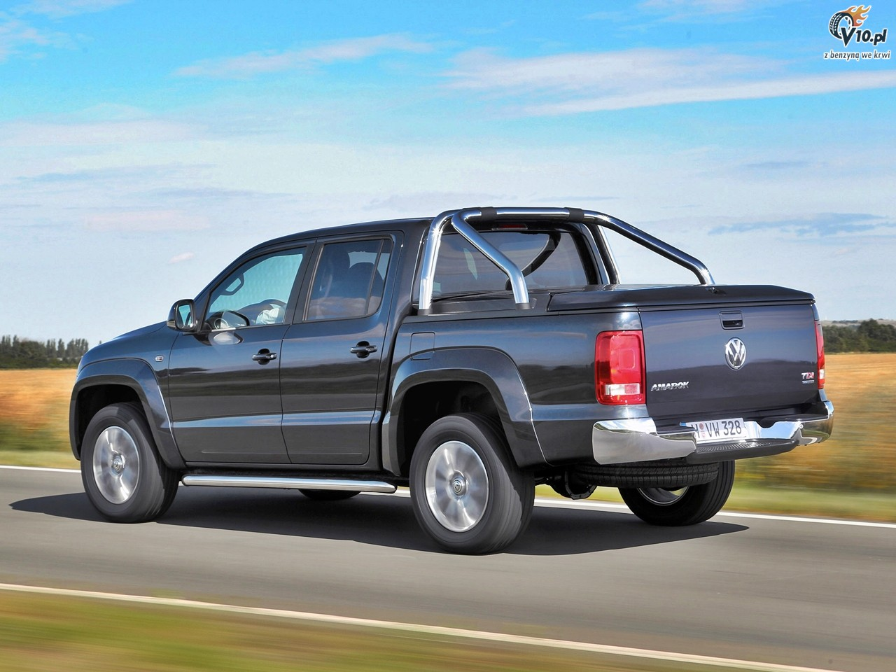vw amarok release date in the autos weblog. Black Bedroom Furniture Sets. Home Design Ideas