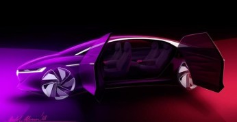Volkswagen I.D. Vizzion - czy to już przyszłość?
