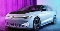 VW ID. Space Vizzion Concept - elektryczne kombi na platformie MEB
