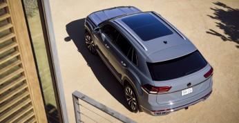 Volkswagen Atlas Cross Sport - stylowa wersja sporego SUVa