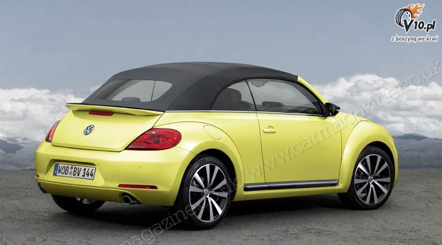 volkswagen beetle cabrio 2012 02. Black Bedroom Furniture Sets. Home Design Ideas