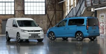 Volkswagen Caddy - najnowsza generacja wyjechała z cienia