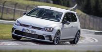 Volkswagen Golf GTI Clubsport z nowym rekordem Nurburgringu