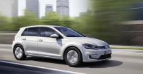 Nowy Volkswagen e-Golf - zasięg przede wszystkim!