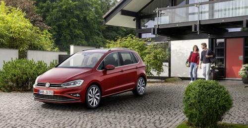 Volkswagen Golf Sportsvan - najbardziej rodzinny
