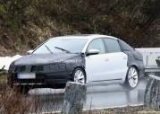 Nowy Volkswagen Passat 2011 po face liftingu - zdjęcie szpiegowskie
