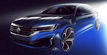 Volkswagen Passat - pierwsze grafiki koncepcyjne nowej generacji