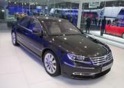 Nowy Volkswagen Phaeton po face liftingu - Beijing Auto Show 2010