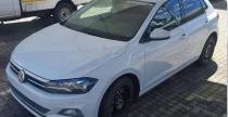 Nowy Volkswagen Polo po faceliftingu przyłapany