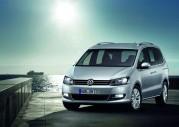Nowy Volkswagen Sharan III 2010