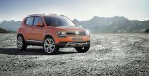 Volkswagen Taigun nie doczeka si� wersji produkcyjnej