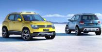 Volkswagen wypuści crossovera na bazie UP-a