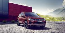 Volkswagen Touareg w specjalnej wersji Executive Edition