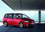 Nowy Volkswagen Touran 2010 po face liftingu