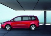 Nowy Volkswagen Touran 2011 po face liftingu
