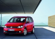 Nowy Volkswagen Touran 2010 po face liftingu