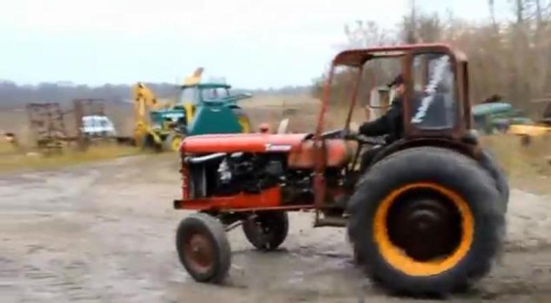 traktor racing