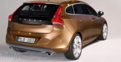 Volvo V40 - wizualizacja