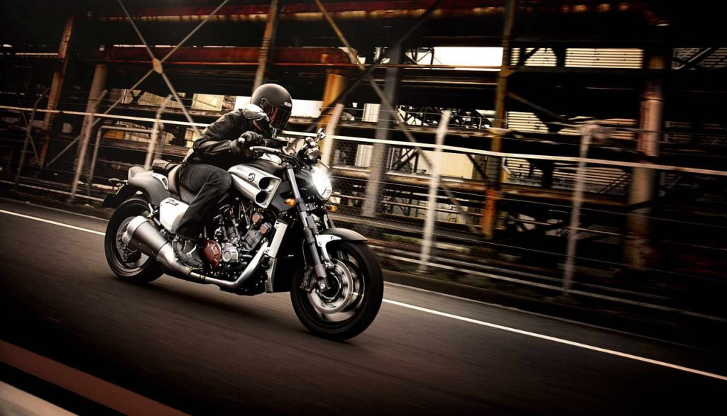 Yamaha Vmax Motorcycle Splendid Wallpaper Hd Car Pictures