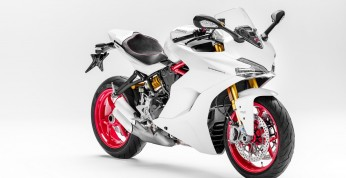 2017 Ducati Supersport i Supersport S - premiera
