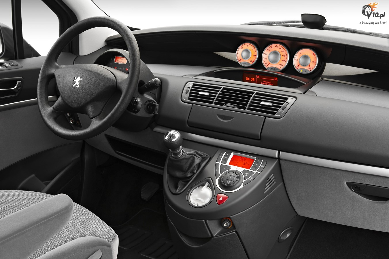 Peugeot 807 2008 3 for Interieur 807 peugeot