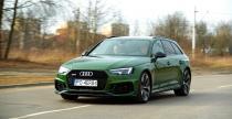 Audi RS4 - Zastrzyk adrenaliny - nasz test