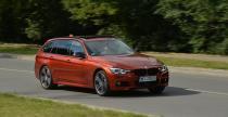 BMW 335d xDrive Touring - Moc zaklęta w dieslu