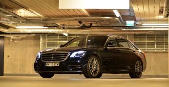 Mercedes S560 L 4Matic - Komfort w królewskim wydaniu - nasz test