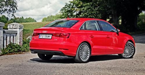 Audi A3 Limousine Limuzyna Premium W Rozmiarze S Pierwsza Jazda