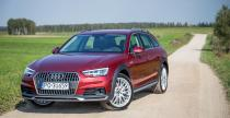 Audi A4 allroad - Zamiast Avanta, zamiast SUV-a - nasza pierwsza jazda