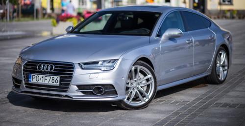 Nowe Audi A7 Tu Nie Było Co Poprawiać Nasza Pierwsza Jazda