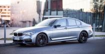 BMW 540i - Inny typ radości z jazdy - nasz test