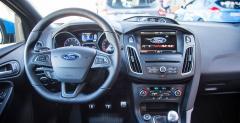 Ford Focus RS - pierwsza jazda
