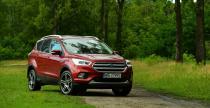 Ford Kuga 2.0 TDCi - Komfort i niezłe właściwości jezdne - nasz test