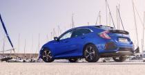 Nowa Honda Civic - Patrzy w przyszłość… i przeszłość - pierwsza jazda