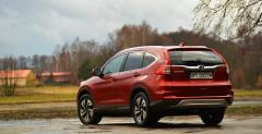 Honda CR-V 1.6 i-DTEC - test