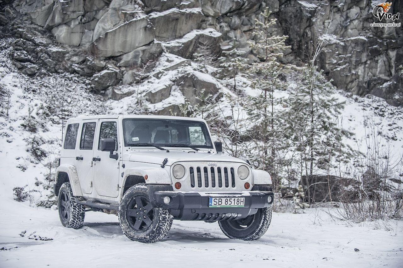 jeep wrangler arctic test 02. Black Bedroom Furniture Sets. Home Design Ideas