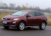 Mazda CX-7 nasz test