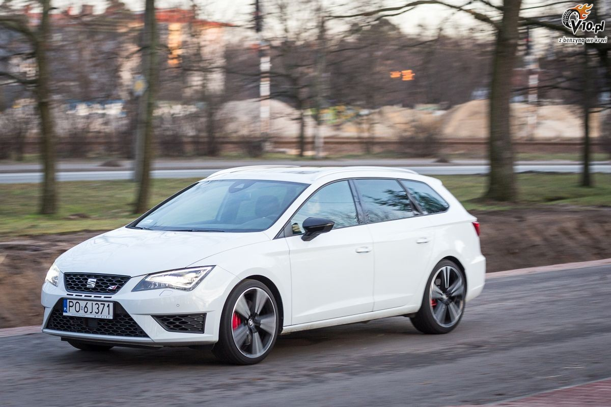 seat leon st cupra i xperience test 21. Black Bedroom Furniture Sets. Home Design Ideas