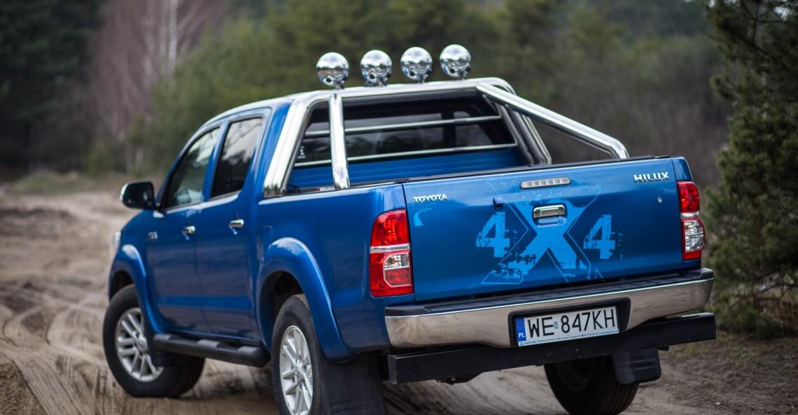 Toyota Hilux Pickup Niezniszczalny Nasz Test V10 Pl Mobile