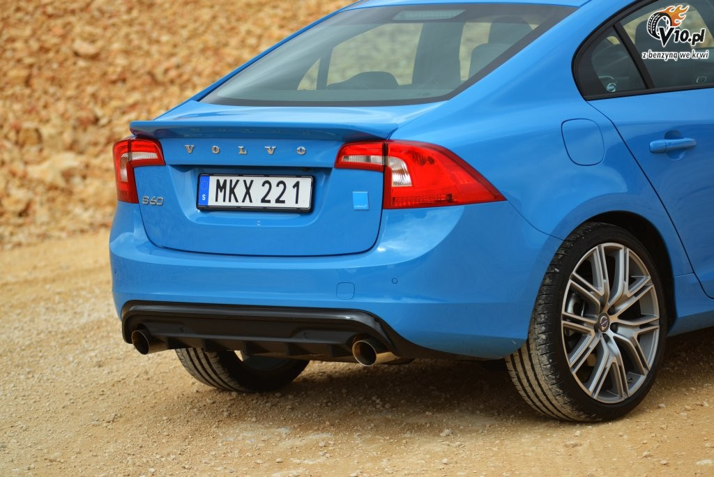 volvo s60 polestar 2016 test 07. Black Bedroom Furniture Sets. Home Design Ideas