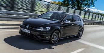 Volkswagen Golf R od ABT - niezaprzeczalnie mocny