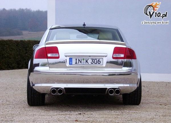 Audi A8 Mtm 2