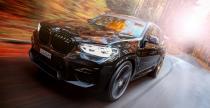 BMW X3 M ze sporym zastrzykiem mocy od Dahlera