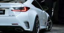 Lexus RC zmodyfikowany przez Vibe Motorsports
