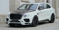 Bentley Bentayga od Mansory - kontrowersyjny czy po prostu brzydki?